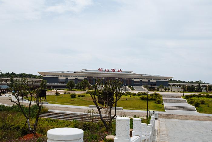 沪昆高铁韶山南站站前广场、站前路(K1+400~K2+060)
